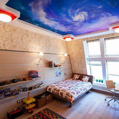 Косос потолок