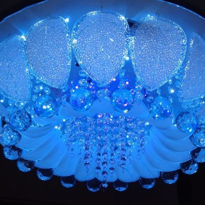 Красивые светодиодные люстры
