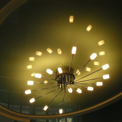 Люстры для потолков фото