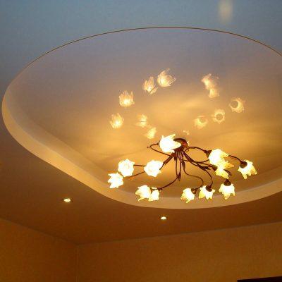 Люстры на подвесной потолок