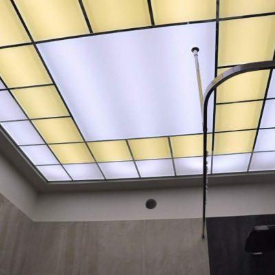 Модульные потолки