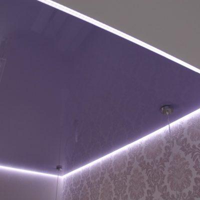 Натяжной потолок для дома