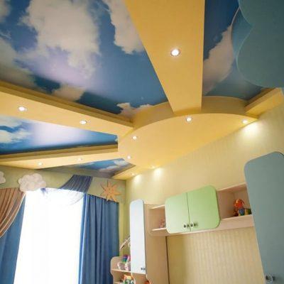 Небо на потолке