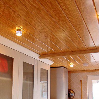 Панели для потолков дома
