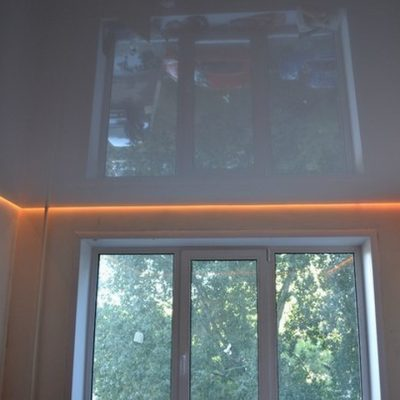 Парящий потолок для дома