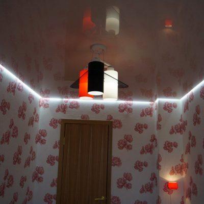 Парящий потолок дома
