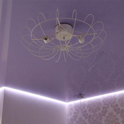 Парящий потолок фото для дома