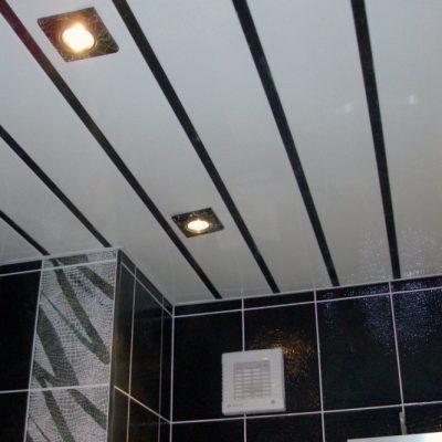 Потолки из панели