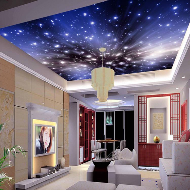 натяжные потолки фото арт дизайн