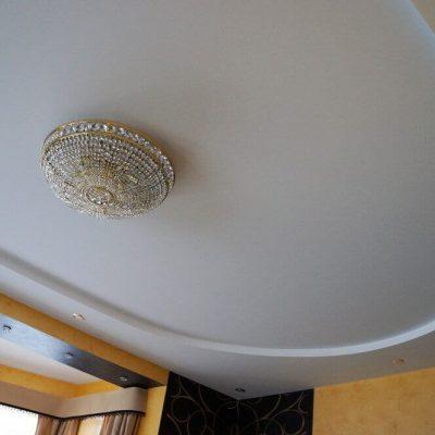 Потолок глянцевый