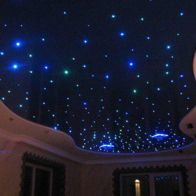 Потолок космос