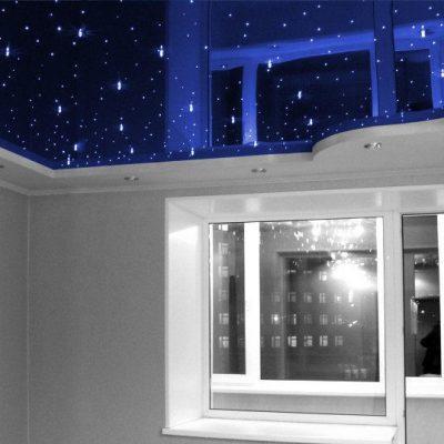 Потолок зеркальный