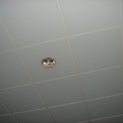 Потолок кассетный фото