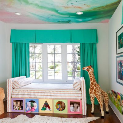 Потолок краски