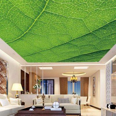 Потолок лист