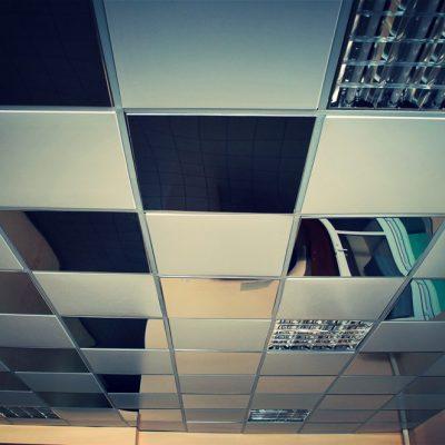 Потолок метал