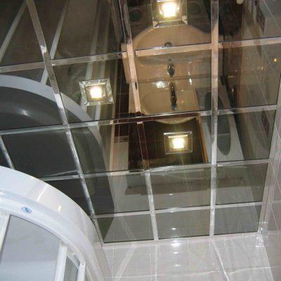 Потолок навесной