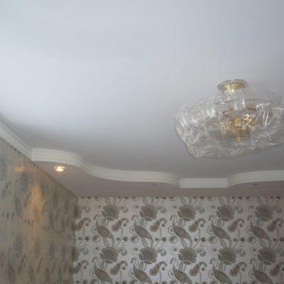 Потолок уровневый