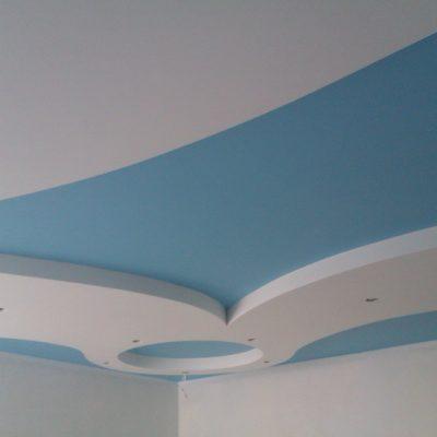 Потолок фото