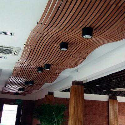 Рейки в потолке