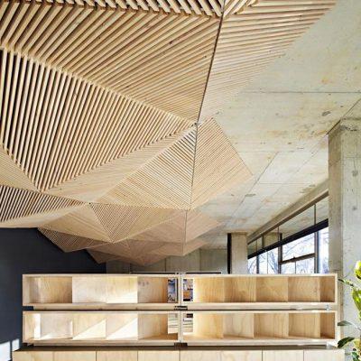 Рейки потолок