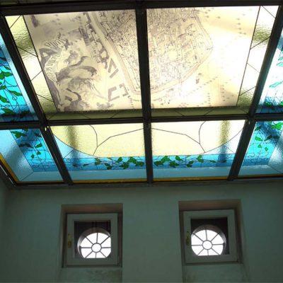 Светопрозрачное стекло