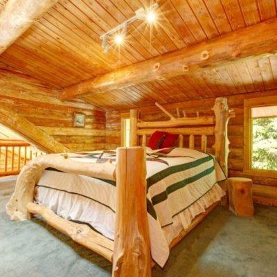 Спальни в доме