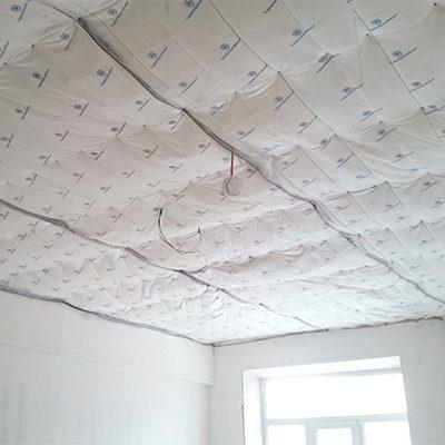 Термозвукоизоляция потолка