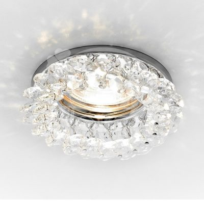Точечный потолочный светильник