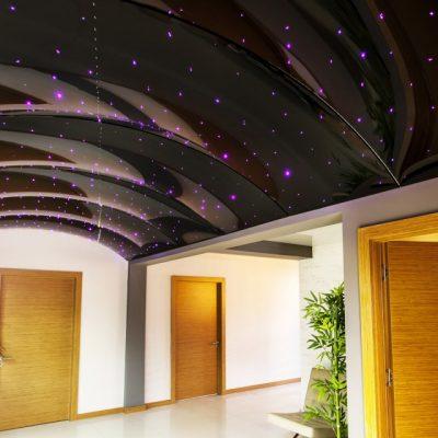 Потолок звёздный