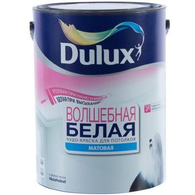 Dulux волшебная белая краска