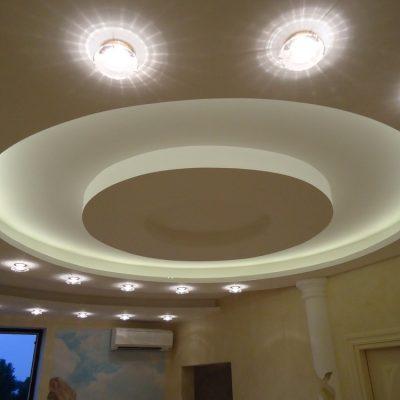 Потолок подвесной