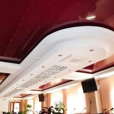 Вишнёвый потолок