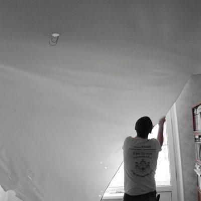 Демонтирвка потолка
