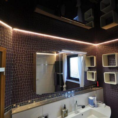 Парящие потолки для ванной