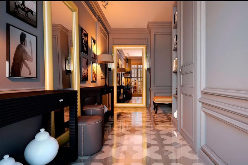Дизайн узкого коридора в квартире - фото с практичными советами