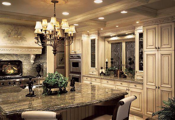 Итальянская кухонная мебель - шикарная классика и элегантный модерн