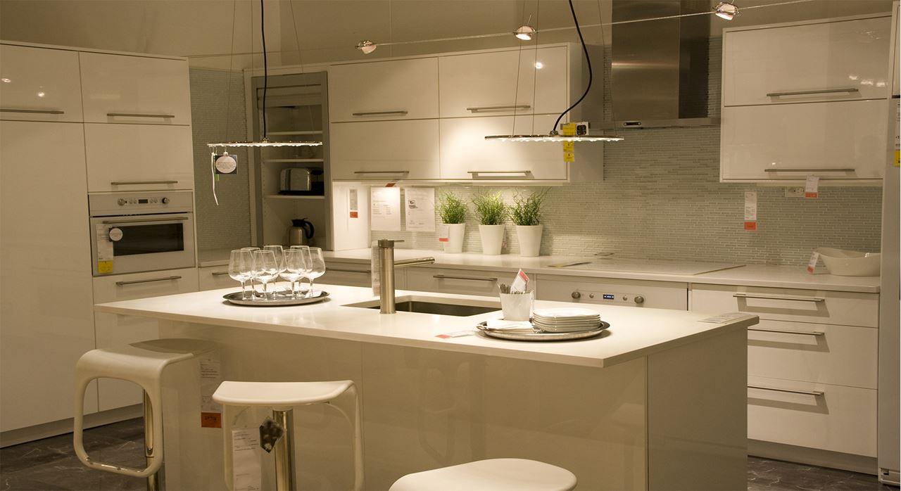 Как выбрать материал для кухонного гарнитура
