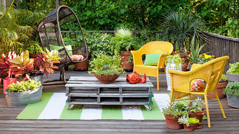 Как использовать малые архитектурные формы в декоре загородного участка
